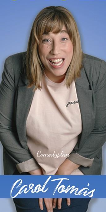 Contratar cómica Carol Tomás