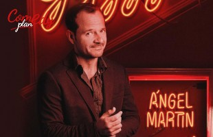 Contratar comico angel martin