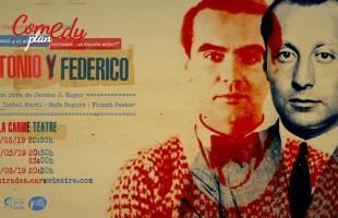 Embedded thumbnail for José Antonio y Federico